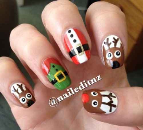 30-Best-Christmas-Nail-Art-Designs-Ideas-Trends-Stickers-2014-Xmas-Nails-29