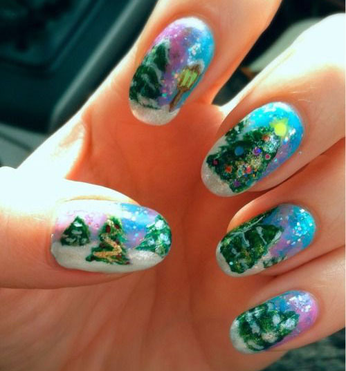 30-Best-Christmas-Nail-Art-Designs-Ideas-Trends-Stickers-2014-Xmas-Nails-3