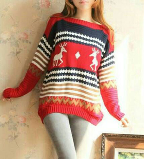 Best-Christmas-Sweaters-For-Girls -Women-2014-Xmas-Sweaters-2