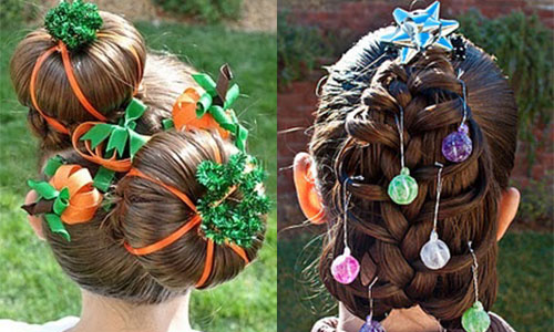 Cute Christmas Hairstyles Trends Amp Ideas For Girls
