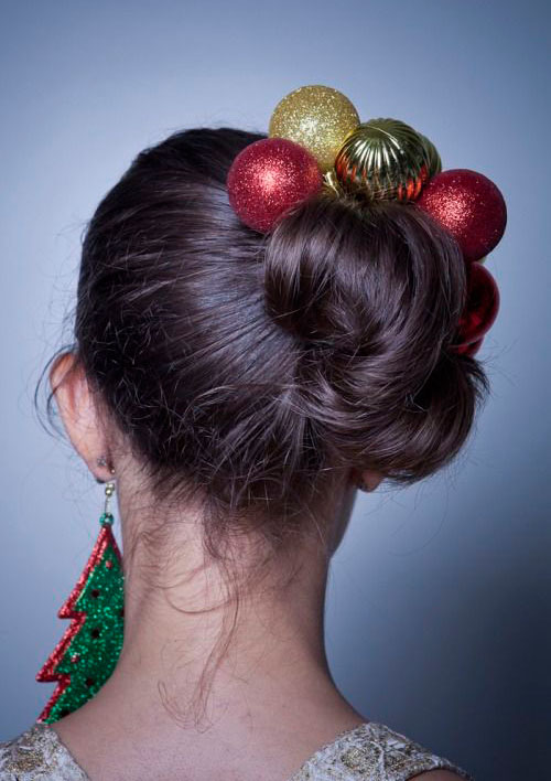 Cute-Christmas-Hairstyles-For-Girls-Women-2014-5