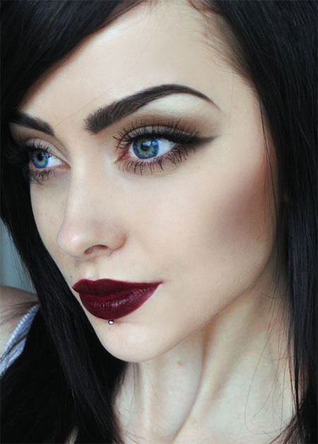 15-Best-Winter-Make-Up-Looks-Trends-Ideas-For-Girls-Women-2015-14