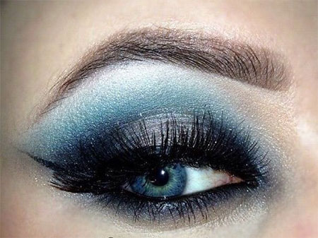 15-Inspiring-Winter-Eye-Make-Up-Looks-Ideas-Trends-For-Girls-Winter-2015-14