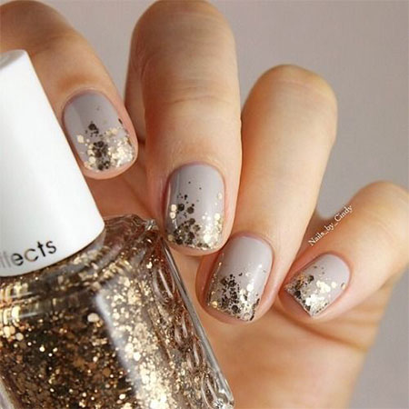 15 simple winter nail art designs ideas trends