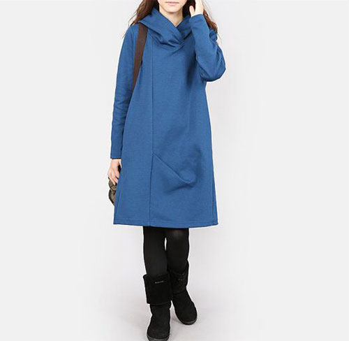 18-Winter-Fashion-Outfit-Trends-For-Girls-Women-2015-Street-Dresses-12