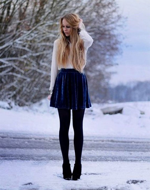 18-Winter-Fashion-Outfit-Trends-For-Girls-Women-2015-Street-Dresses-7
