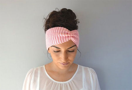 20+ Cool Winter Knit  Pattern   Braided Headbands For Girls   Women ... eff63ccc7b3