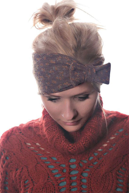 20 Cool Winter Knit Pattern Amp Braided Headbands For