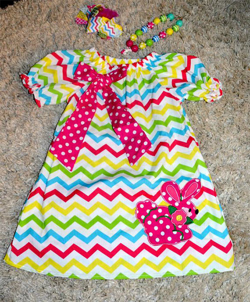 15 cute easter dresses amp outfit ideas for baby girls amp kids 2015