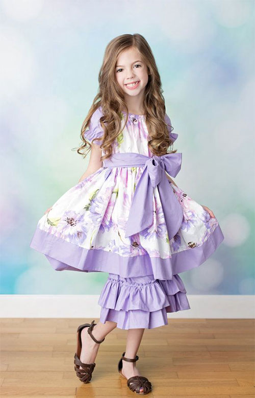 15  Cute Easter Dresses & Outfit Ideas For Baby Girls & Kids 2015 ...