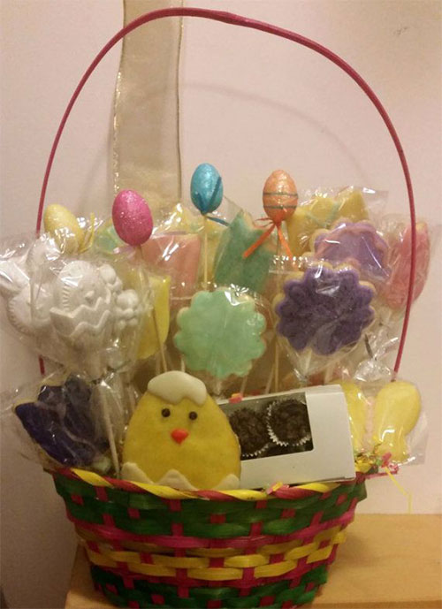 15 easter bunny gift basket ideas for kids  babies  u0026 girls 2015