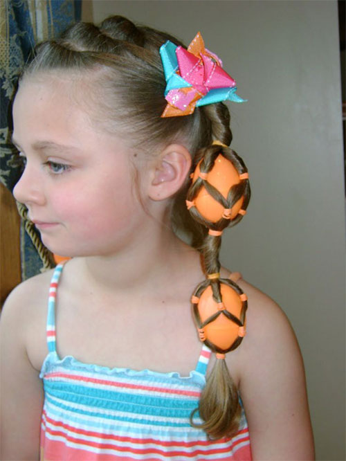 Inspiring Easter Hairstyle Ideas For Kids, Girls & Women 2015 | Girlshue