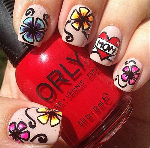 15-Mothers-Day-Nail-Art-Designs-Ideas-Trends-Stickers-2015-2