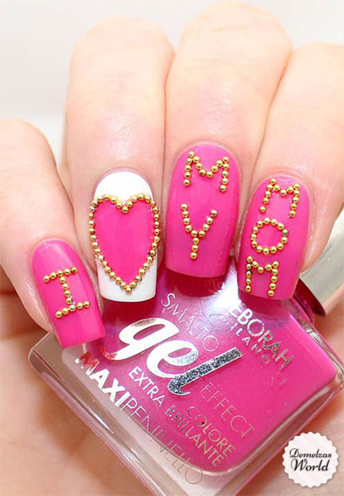 15-Mothers-Day-Nail-Art-Designs-Ideas-Trends-Stickers-2015-3