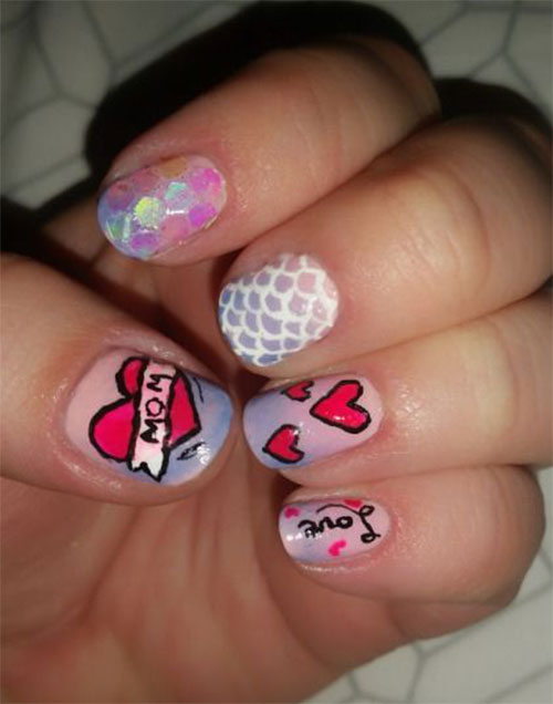 15-Mothers-Day-Nail-Art-Designs-Ideas-Trends-Stickers-2015-4