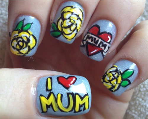 15-Mothers-Day-Nail-Art-Designs-Ideas-Trends-Stickers-2015-7