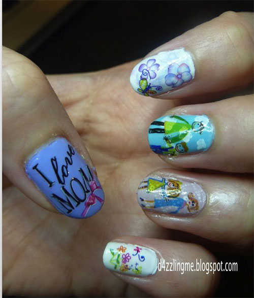 15-Mothers-Day-Nail-Art-Designs-Ideas-Trends-Stickers-2015-9