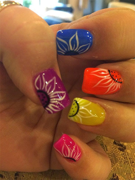 25 best spring nail art designs ideas trends stickers