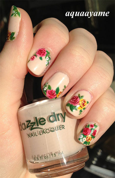 25 Best Spring Nail Art Designs, Ideas, Trends & Stickers 2015 ...