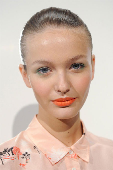 15-Natural-Summer-Face-Make-Up-Looks-Ideas-Trends-For-Girls-2015-2