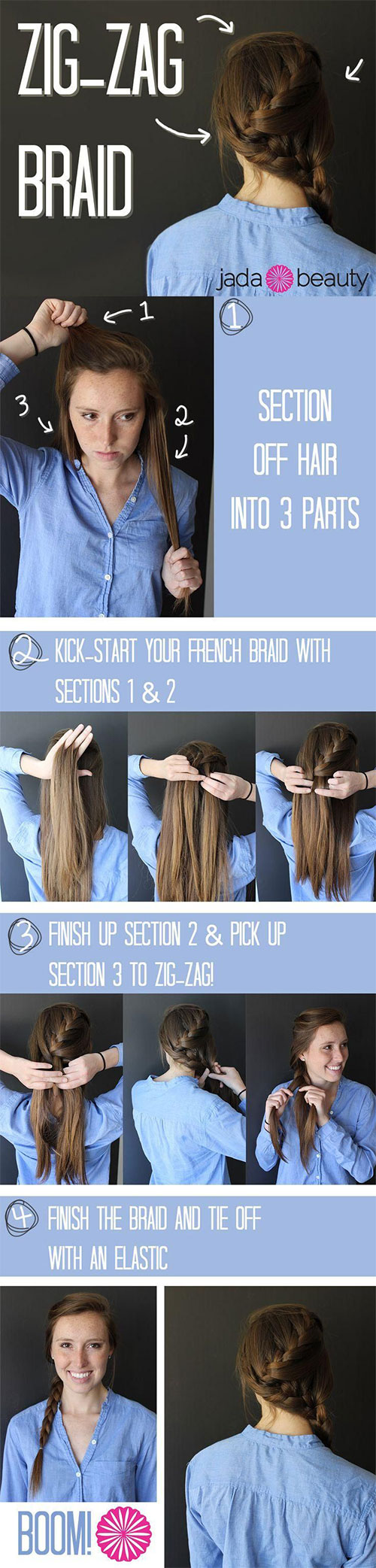 15-Step-By-Step-Summer-Hairstyle-Tutorials-For-Beginners-Learners-2015-11