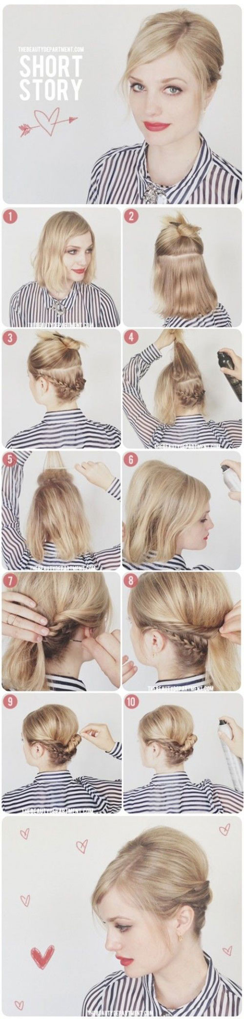 15-Step-By-Step-Summer-Hairstyle-Tutorials-For-Beginners-Learners-2015-8