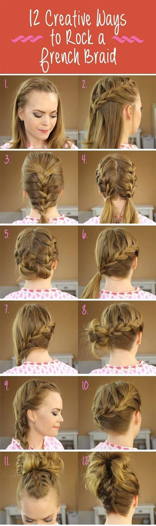 15-Step-By-Step-Summer-Hairstyle-Tutorials-For-Beginners-Learners-2015-9