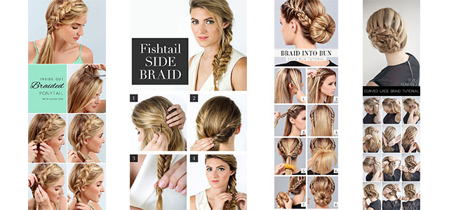 15 Step By Summer Hairstyle Tutorials For Beginners Learners 2015