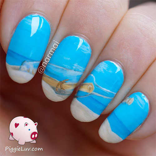 20+ Best Summer Nail Art Designs, Ideas, Trends & Stickers