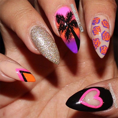 20-Best-Summer-Nail-Art-Designs-Ideas-Trends-Stickers-2015-17