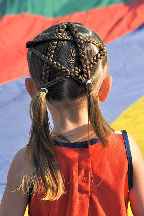 15-Fourth-Of-July-Hairstyle-Ideas-For-Girls- - 15 Best Fourth Of July Hairstyle Ideas For Girls 2015 4th Of
