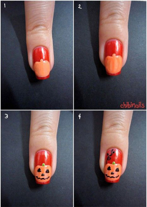 10-Simple-Easy-Halloween-Nail-Art-Tutorials-For-Beginners-2015-10