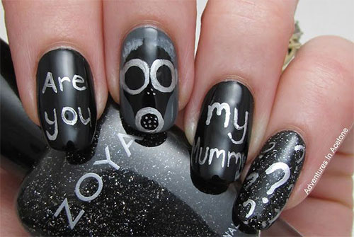 15-Halloween-Mummy-Nail-Art-Designs-Ideas-For-Girls-2015-6