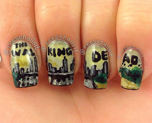 18-Zombie-Nail-Art-Designs-Ideas-Stickers-For-Halloween-2015-14