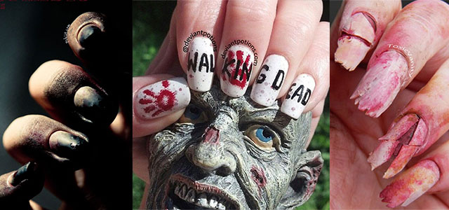 18-Zombie-Nail-Art-Designs-Ideas-Stickers-For-Halloween-2015-F