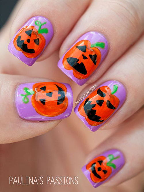 20-Best-Pumpkin-Nail-Art-Designs-Ideas-Stickers-For-Halloween-2015-1