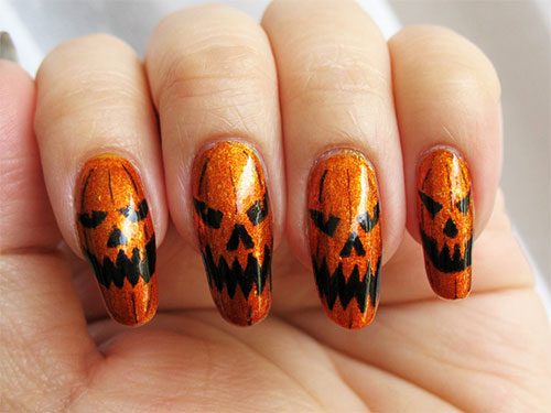 20-Best-Pumpkin-Nail-Art-Designs-Ideas-Stickers-For-Halloween-2015-11