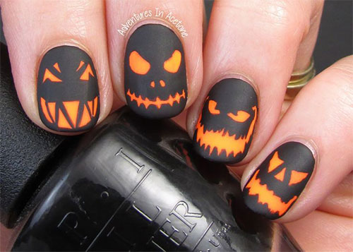 20-Best-Pumpkin-Nail-Art-Designs-Ideas-Stickers-For-Halloween-2015-15