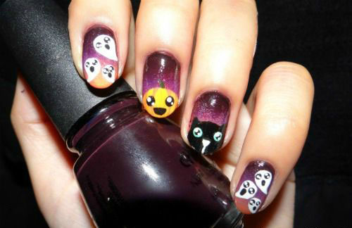20-Best-Pumpkin-Nail-Art-Designs-Ideas-Stickers-For-Halloween-2015-16