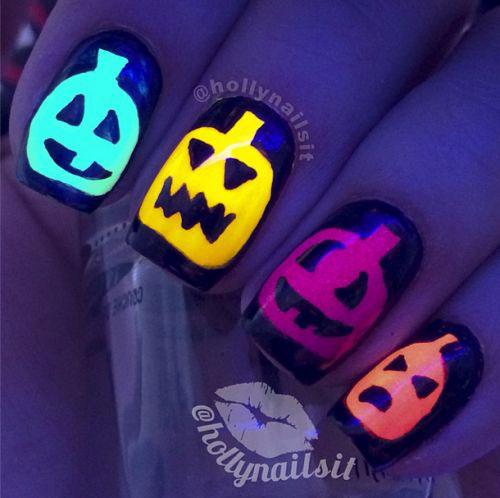 20-Best-Pumpkin-Nail-Art-Designs-Ideas-Stickers-For-Halloween-2015-18