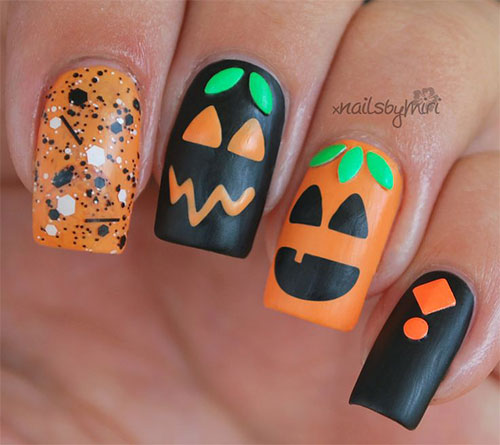 20-Best-Pumpkin-Nail-Art-Designs-Ideas-Stickers-For-Halloween-2015-5