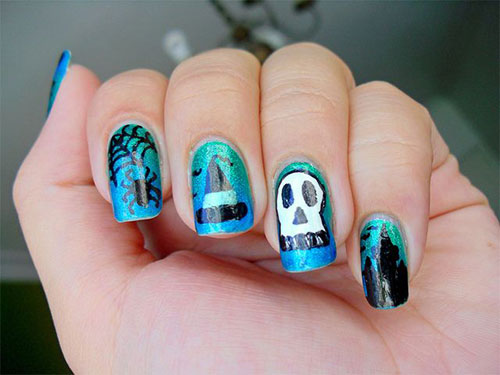 20-Scary-Halloween-Nail-Art-Designs-Ideas-Trends-Stickers-2015-6