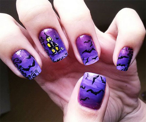 20-Scary-Halloween-Nail-Art-Designs-Ideas-Trends-Stickers-2015-7