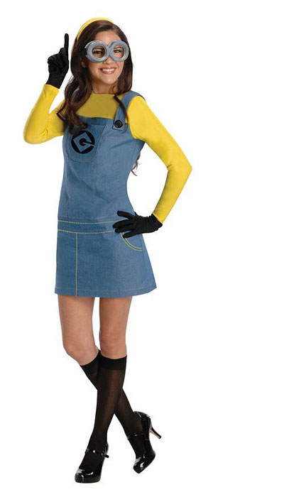 10 cute new minion halloween costumes for kids - Cute Halloween Accessories