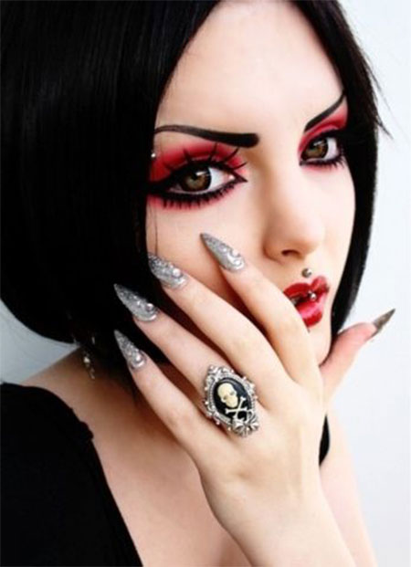 12-Vampire-Halloween-Face-Make-Up-looks-Ideas-2015-12