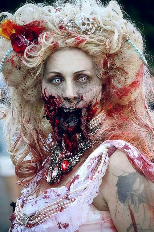 15-Best-Zombie-Halloween-Makeup-Styles-Ideas-For-Girls-2015-11