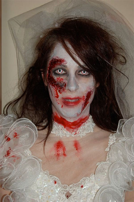 15-Creative-Halloween-Bride-Face-Make-Up-Styles-looks-Trends-2015-11