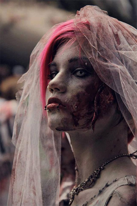 15-Creative-Halloween-Bride-Face-Make-Up-Styles-looks-Trends-2015-15