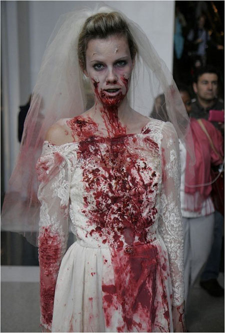 15-Creative-Halloween-Bride-Face-Make-Up-Styles-looks-Trends-2015-3