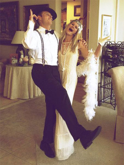 Bonnie And Clyde Halloween Costume For Couples